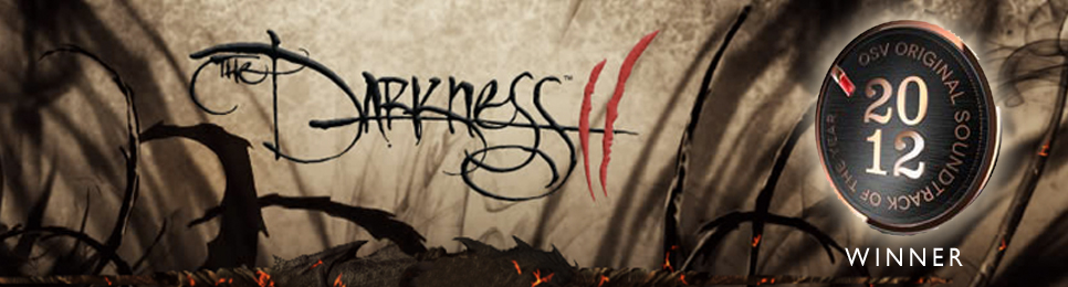Darkness II Wins Best in Game Soundtrack Award