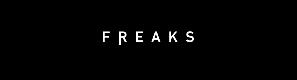 Freaks Logo - Rectangle