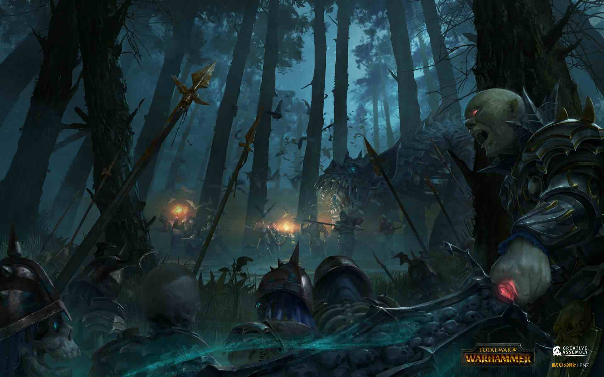 "New Expansion Released for Warhammer 2, ""Curse of the Vampire Coast"""