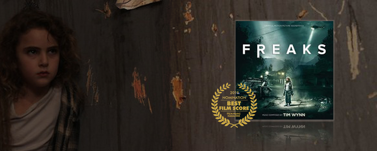 Film Music Magazine Votes Freaks one of the Best Scores of 2019